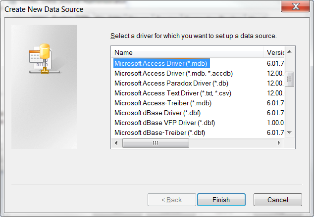 File:ODBCDataSourceAccess1 png - ODBClink wiki