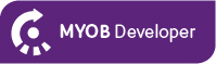 MYOB Developer Logo